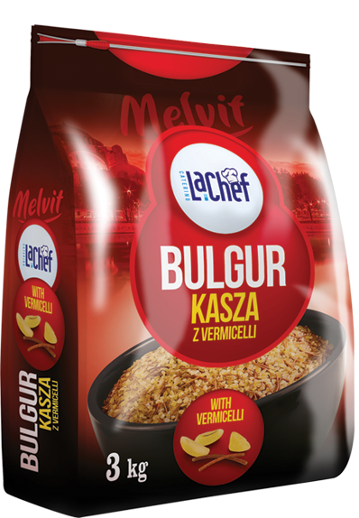 Bulgur with vermicelli 3 kg