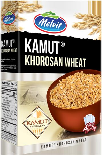 Kasza Kamut