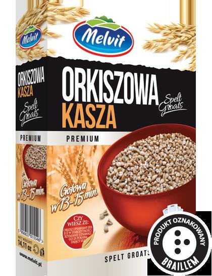 Kasza orkiszowa