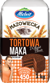 Mąka mazowiecka tortowa typ 450