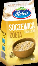 Soczewica żółta